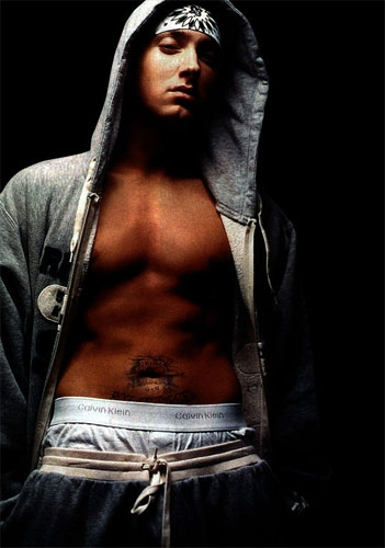 Eminem - Hip Hop Artist - HOT!