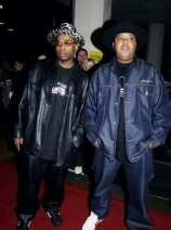 Jam Master Jay & Rev Run
