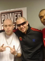 Mopreme Shakur, Taje, Pitbull, Bishop Lamont
